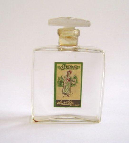 Saville - June perfume