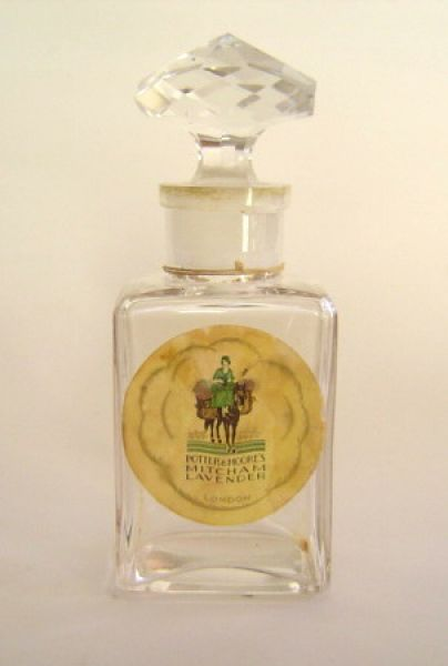 Potter and Moore - Mitcham Lavender - large bottle