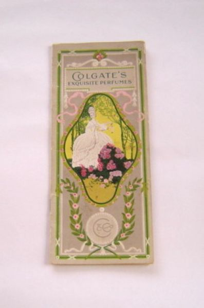 Colgate & Co - Exquisite Perfumes - booklet