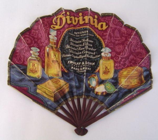 F Wolff and Sohn - Divinia - Fan