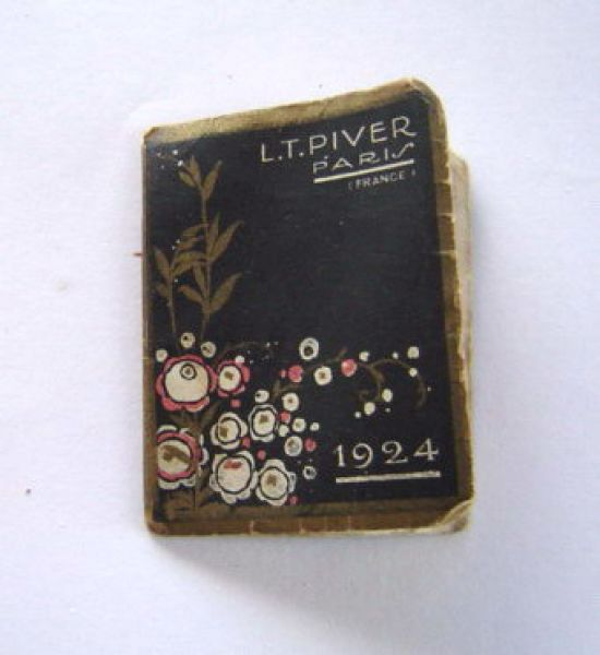 L T Piver - 1924 Diary