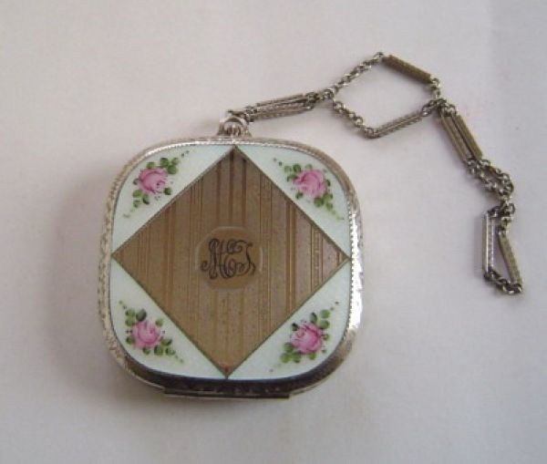 German Silver compact