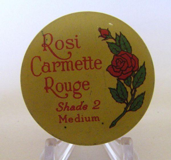 Rosi Carmette Rouge - Perfecta Toilet Co