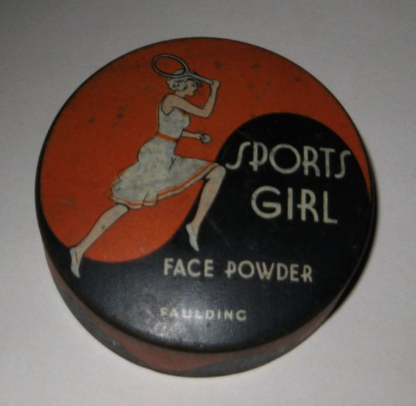 Faulding's - Sports Girl Face Powder