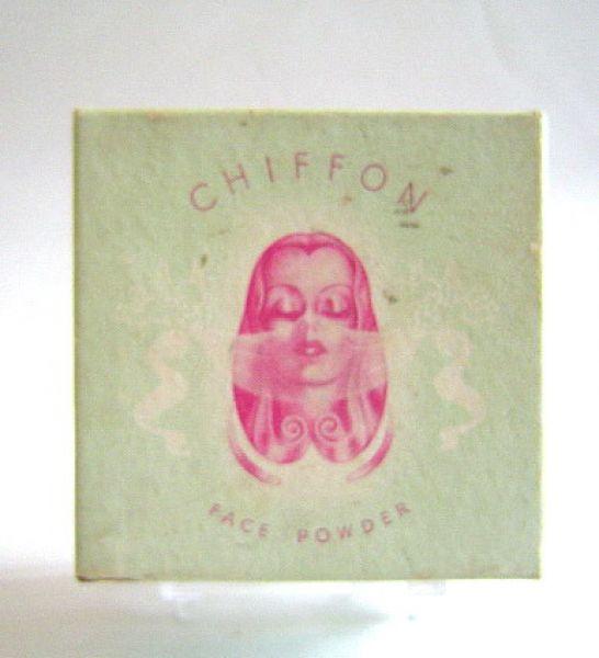 Atkinson Chiffon Face Powder