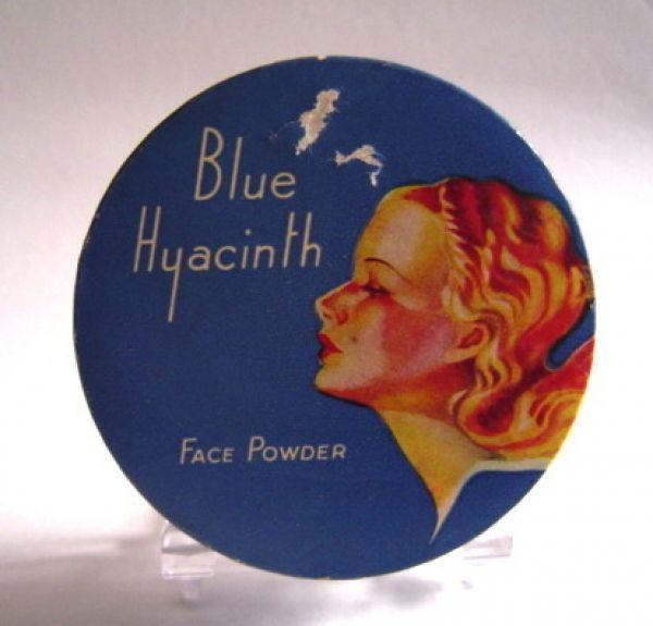 Blue Hyacinth Face Powder