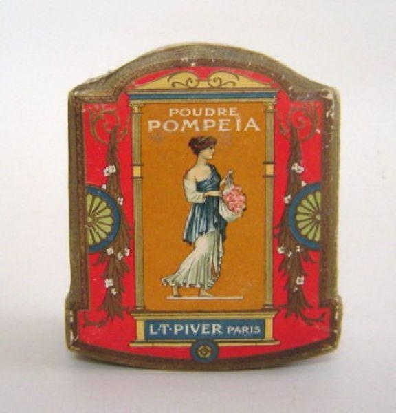 L T Piver - Pompeia Face Powder