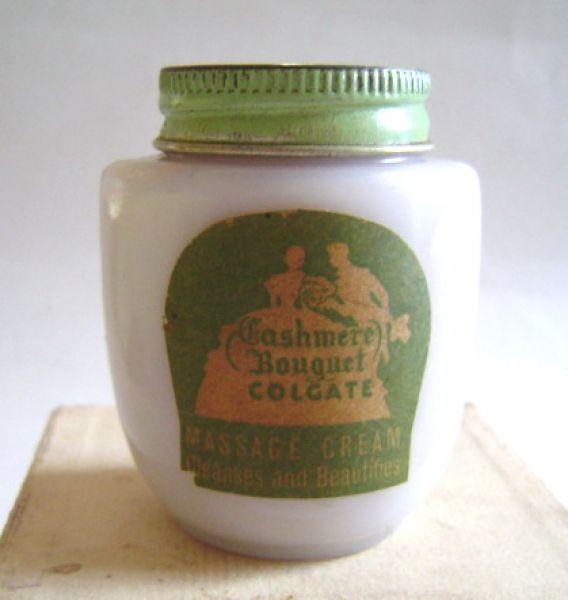 Colgate & Co - Cashmere Bouquet - Massage Cream