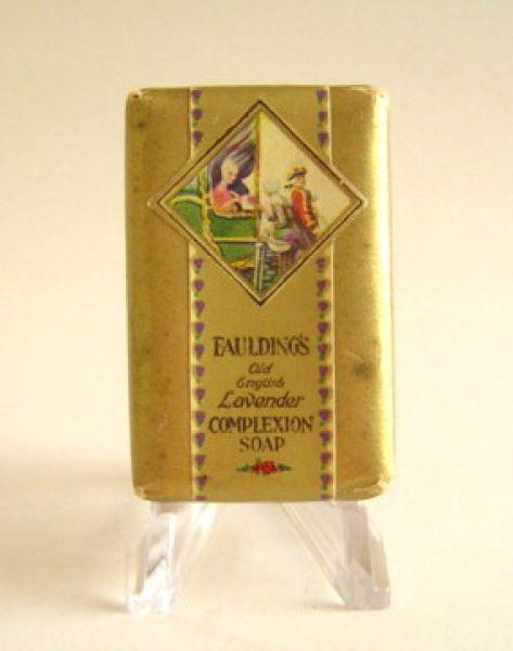 Faulding's - Complexion Soap  sample size