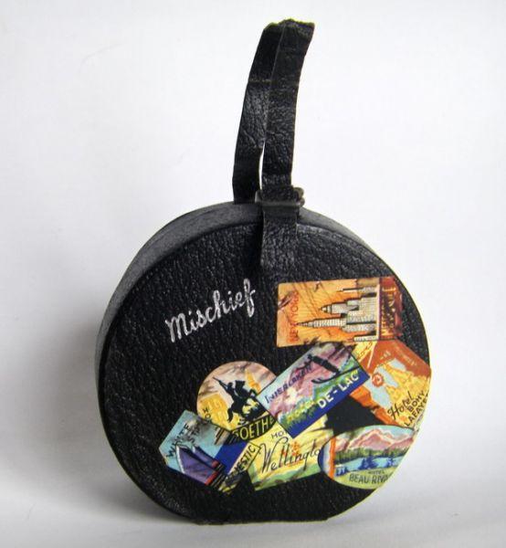 Mischief Hat Box by Saville