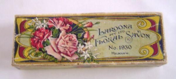 Laroona - Soap Box