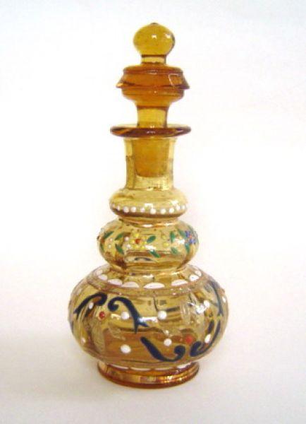 Bohemian - Amber Glass