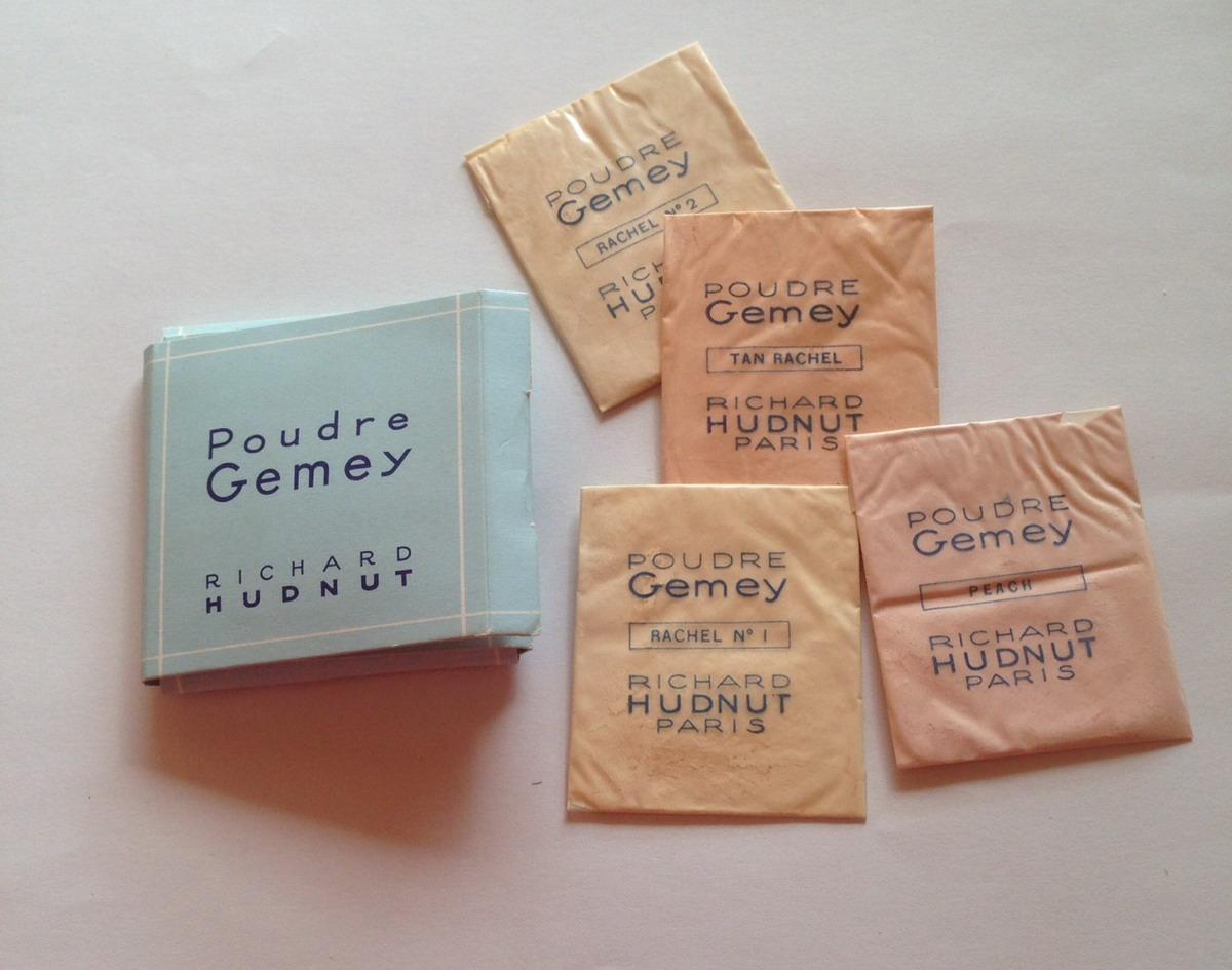 Richard Hudnut - Gemey Powder Sample Pack