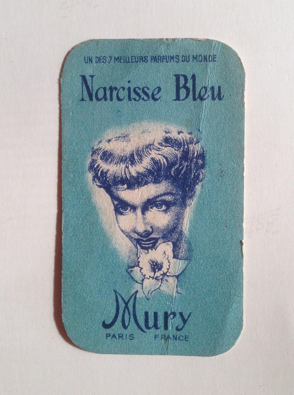 Mury - Perfume Card