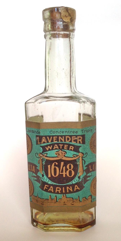 1648 - Lavender Water