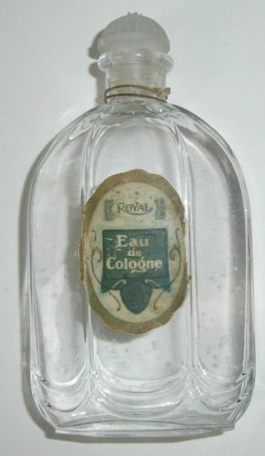 Elliott Bros. - Royal Eau De Cologne