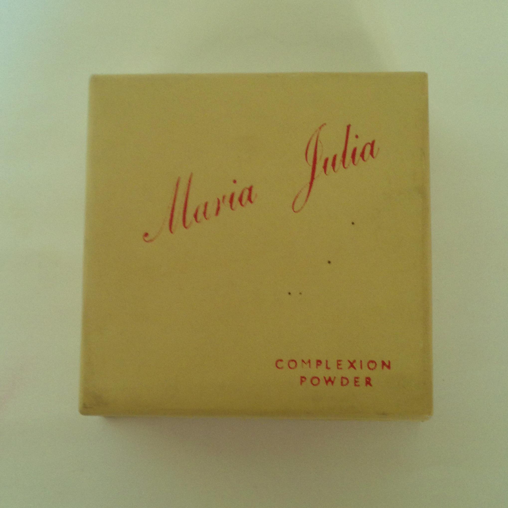 Maria Julia - Face Powder