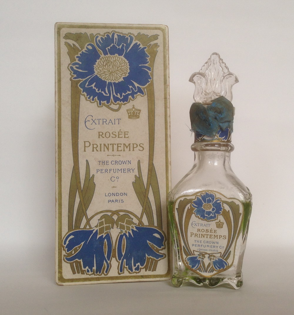 Crown Perfumery Company - Rosee Printemps
