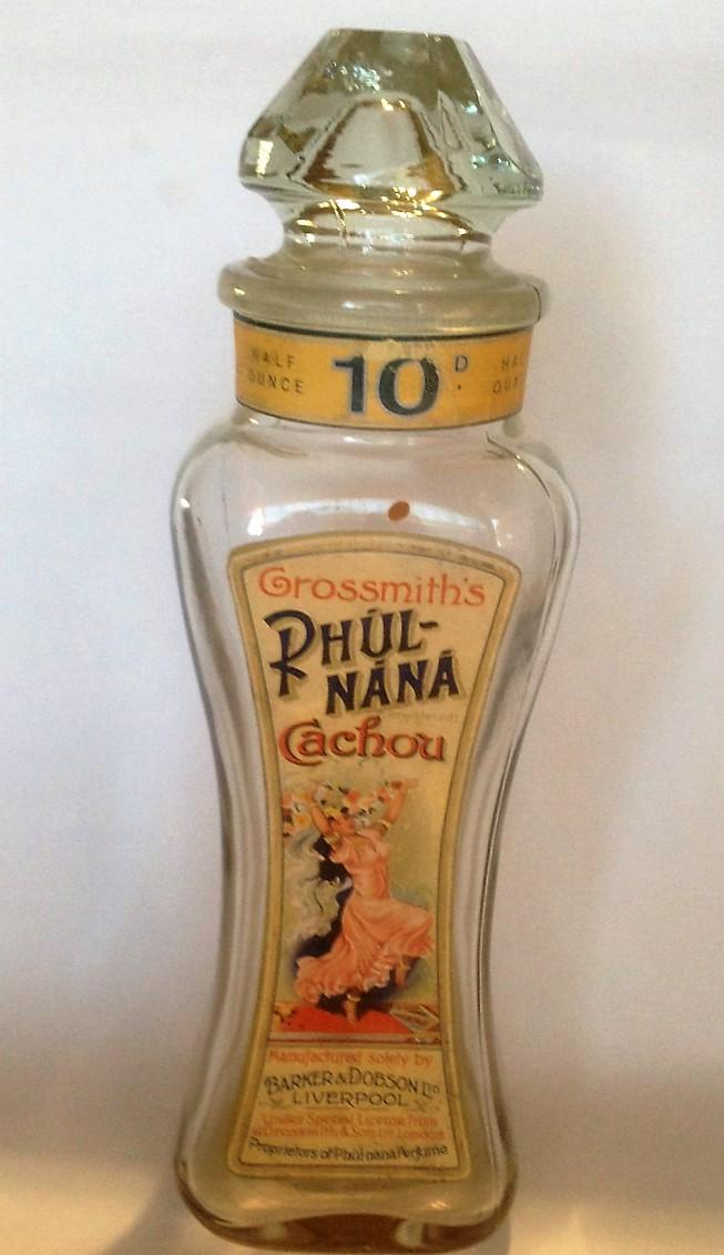 Grossmith - Phul Nana Cachou Jar