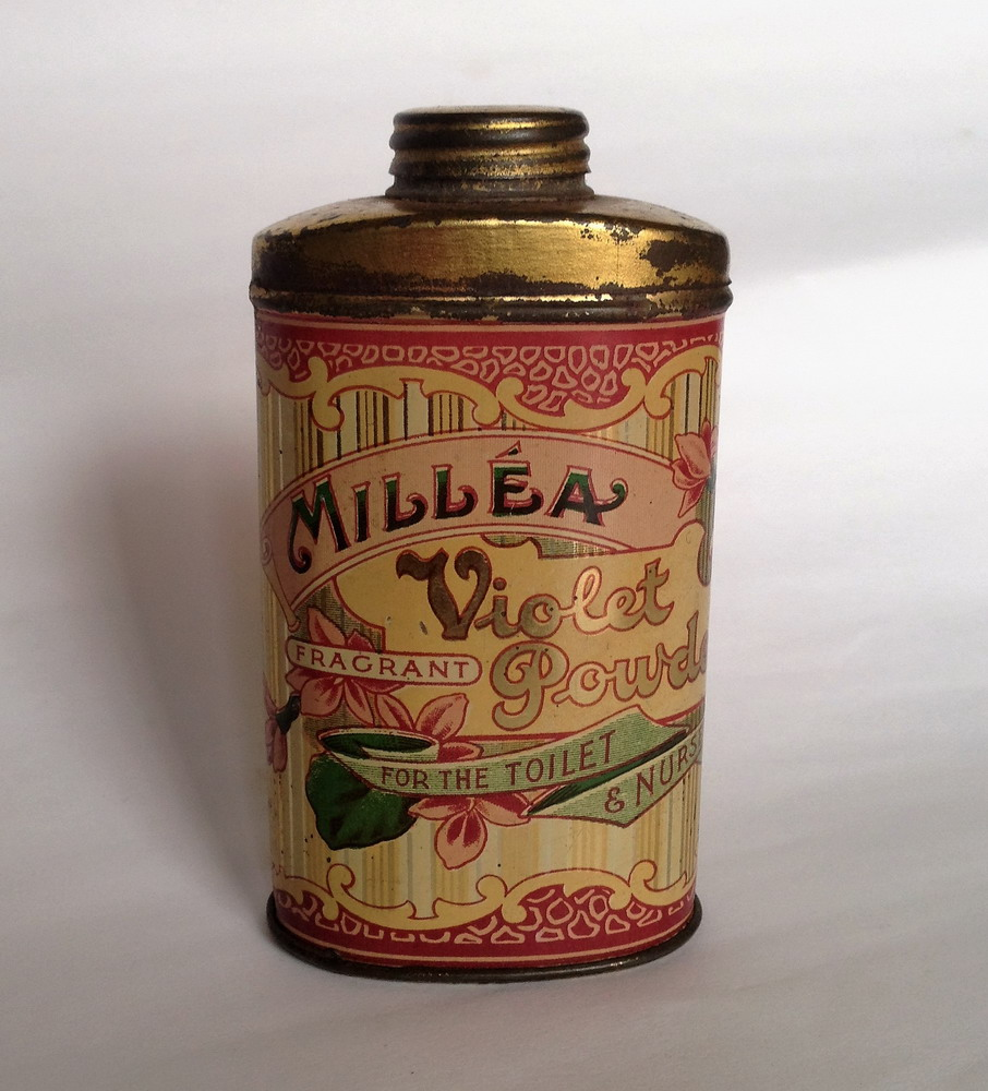 Tilley's - Millea Violet Powder