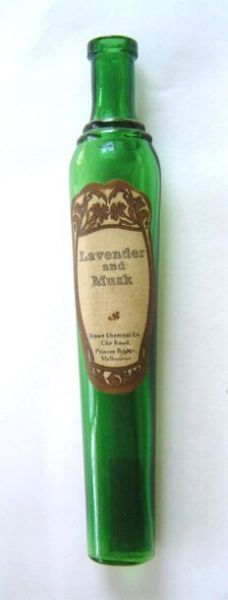 Crown Chemical Co - Lavender and Musk